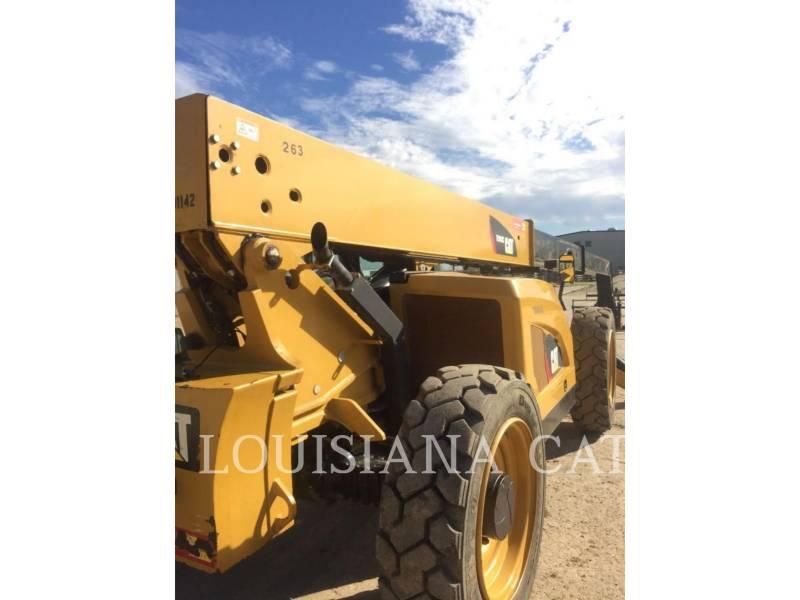 CATERPILLAR テレハンドラ TL943C equipment  photo 4
