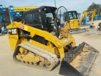 Equipment photo CATERPILLAR 279D MULTI TERRAIN LOADERS 1