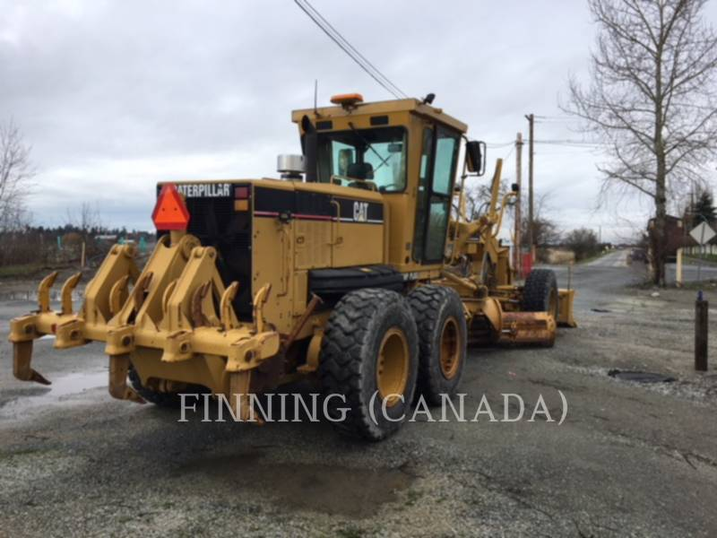 CATERPILLAR NIVELEUSES 163H equipment  photo 2