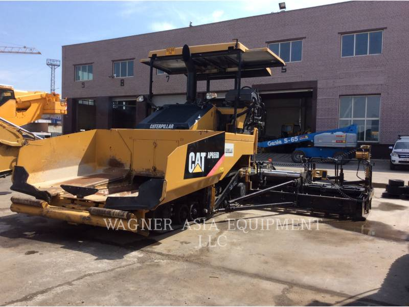 CATERPILLAR FINISSEURS AP-655D equipment  photo 1