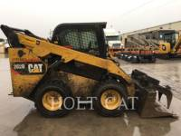 CATERPILLAR KOMPAKTLADER 262D CAB equipment  photo 2