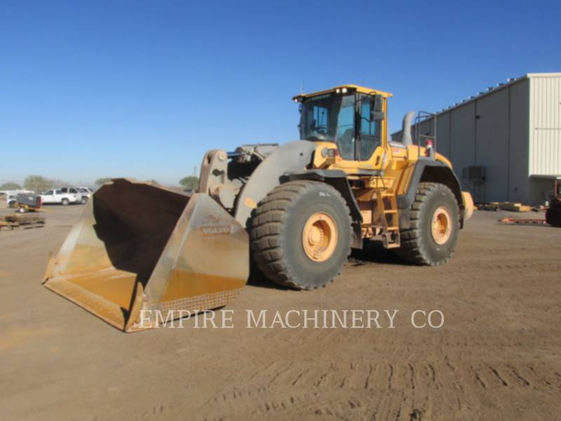 VOLVO WHEEL LOADERS AB WHEEL LOADERS/INTEGRATED TOOLCARRIERS L250G equipment  photo 1