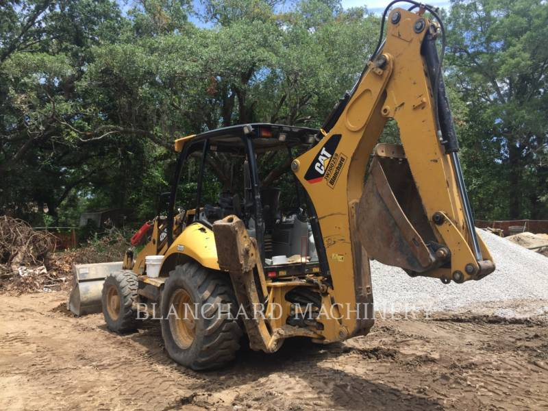 CATERPILLAR バックホーローダ 420F equipment  photo 4