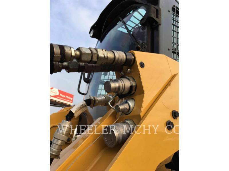 CATERPILLAR SKID STEER LOADERS 272D2 C3H2 equipment  photo 5