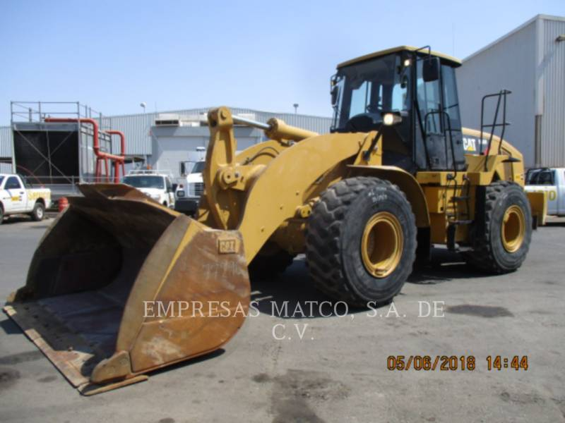 CATERPILLAR RADLADER/INDUSTRIE-RADLADER 950H equipment  photo 4