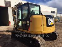 CATERPILLAR PELLES SUR CHAINES 308E2 THB equipment  photo 3