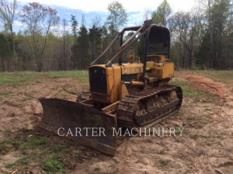 DEERE & CO. TRACK TYPE TRACTORS DER 450C equipment  photo 3