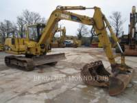 CATERPILLAR TRACK EXCAVATORS 307B equipment  photo 2
