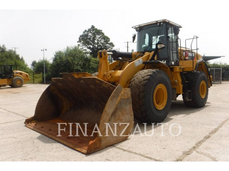CATERPILLAR WHEEL LOADERS/INTEGRATED TOOLCARRIERS 966MXE equipment  photo 1
