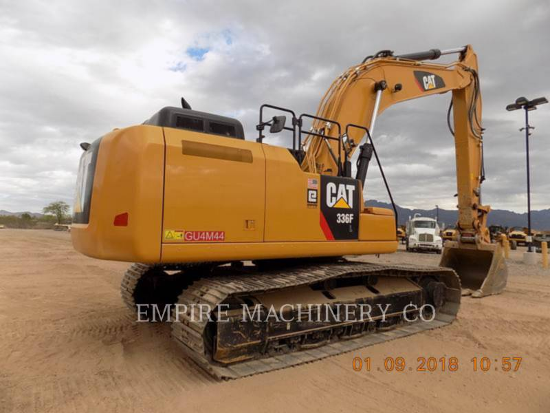 CATERPILLAR トラック油圧ショベル 336FL    P equipment  photo 2