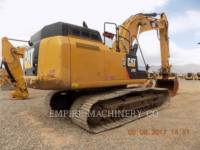 CATERPILLAR TRACK EXCAVATORS 349EL equipment  photo 2