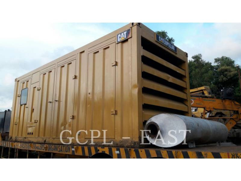 CATERPILLAR STATIONARY - DIESEL (OBS) 725 KVA equipment  photo 7