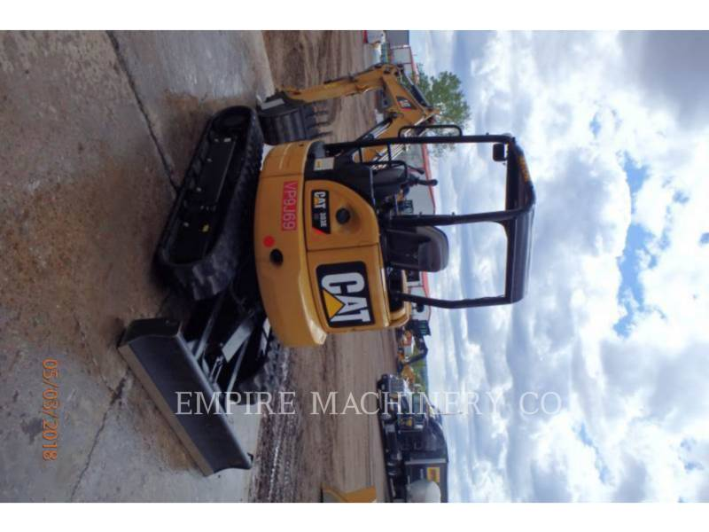 CATERPILLAR KOPARKI GĄSIENICOWE 303ECR equipment  photo 3