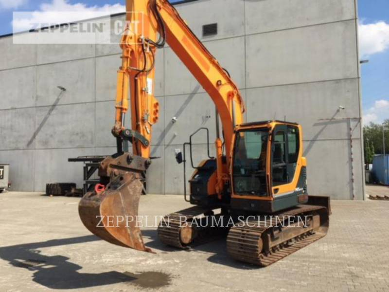 HYUNDAI TRACK EXCAVATORS ROBEX145 equipment  photo 2