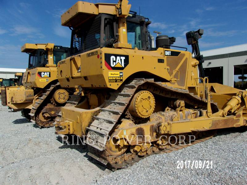 Caterpillar TRACTOARE CU ŞENILE D8T equipment  photo 3