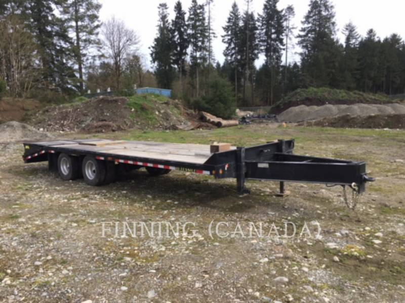 BIG-TEX TRAILER REMORQUES 22PH-20+5 equipment  photo 2