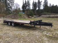 BIG-TEX TRAILER TRAILERS 22PH-20+5 equipment  photo 2