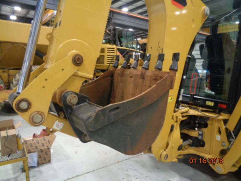 CATERPILLAR BACKHOE LOADERS 420F2ST equipment  photo 12