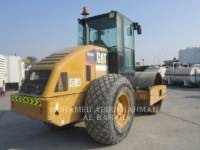 CATERPILLAR COMPACTEUR VIBRANT, MONOCYLINDRE LISSE CS 533 E equipment  photo 5