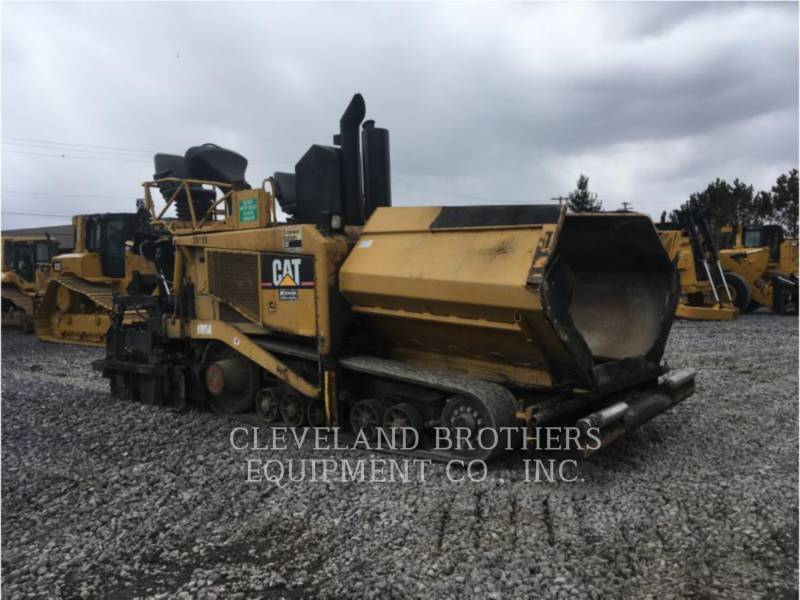 CATERPILLAR ASFALTATRICI AP-655C equipment  photo 1