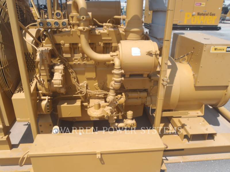 CATERPILLAR STATIONARY GENERATOR SETS G3406NA equipment  photo 9