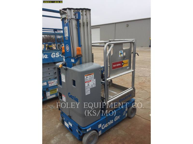 GENIE INDUSTRIES SOLLEVATORI A PANTOGRAFO GR20 equipment  photo 4