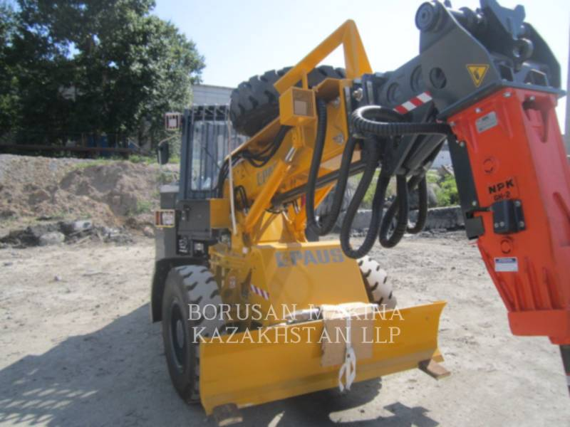 PAUS WHEEL LOADERS/INTEGRATED TOOLCARRIERS PAUS-RL-852 TSL2.4 equipment  photo 1
