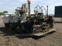 ROADTEC ASPHALT PAVERS RP195 equipment  photo 4
