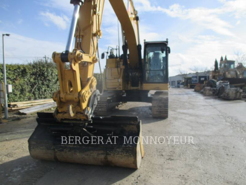 CATERPILLAR PELLES SUR CHAINES 325F CR equipment  photo 9