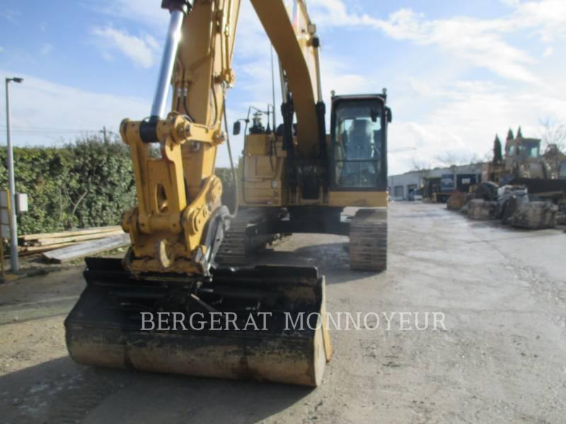 CATERPILLAR TRACK EXCAVATORS 325F CR equipment  photo 9