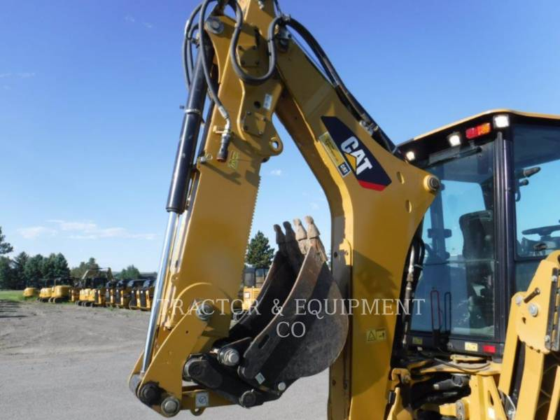 CATERPILLAR BAGGERLADER 420F2IT equipment  photo 14
