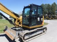 CATERPILLAR TRACK EXCAVATORS 308E2 CRCB equipment  photo 1