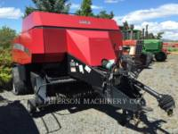 CASE MATERIELS AGRICOLES POUR LE FOIN LBX432 equipment  photo 1