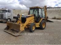 CATERPILLAR BACKHOE LOADERS 420D 4WDE equipment  photo 1