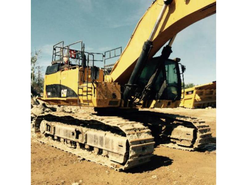 CATERPILLAR EXCAVADORAS DE CADENAS 374DL equipment  photo 1