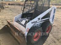 BOBCAT KOMPAKTLADER 743 equipment  photo 2