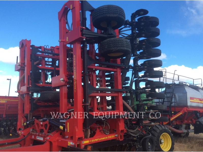 SUNFLOWER MFG. COMPANY AG OTHER SF9850-60 equipment  photo 4