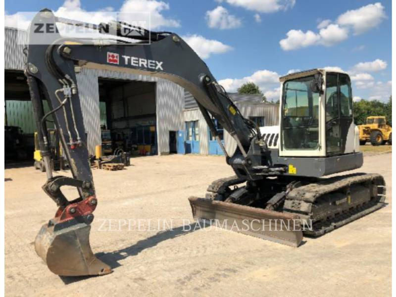 TEREX CORPORATION ESCAVATORI CINGOLATI TC125 equipment  photo 1