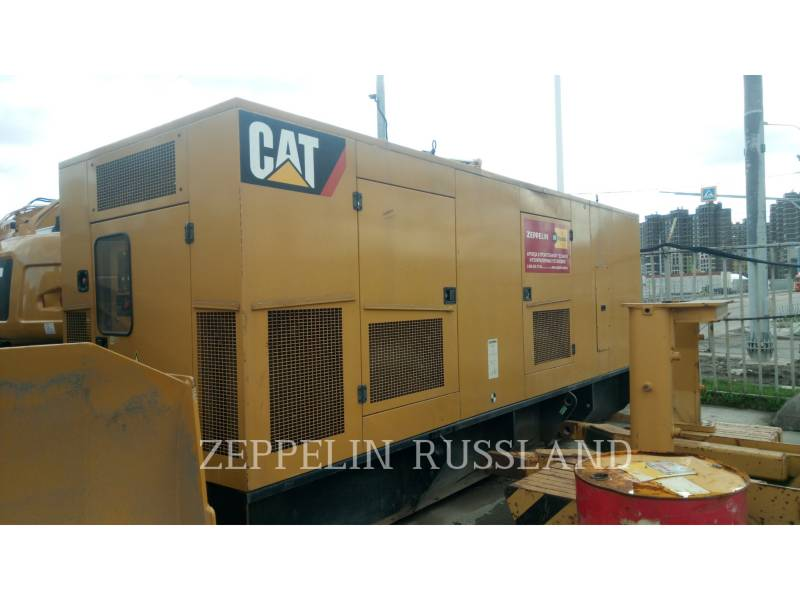 CATERPILLAR GRUPPI ELETTROGENI FISSI C18 equipment  photo 1
