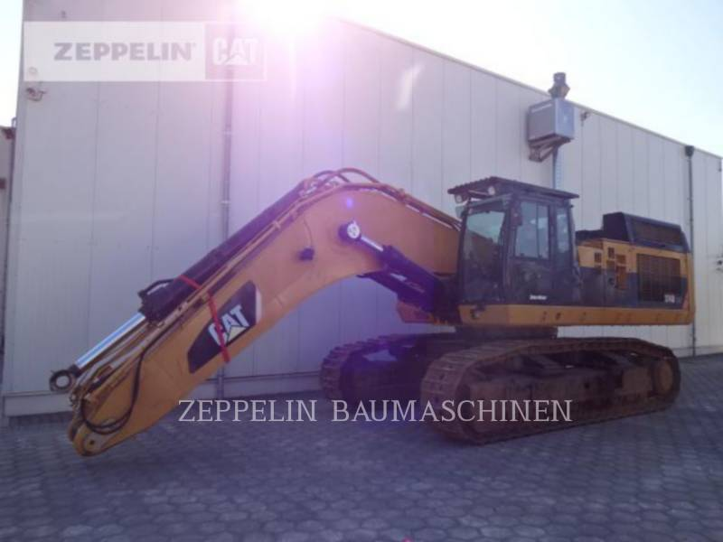 CATERPILLAR KOPARKI GĄSIENICOWE 374DL equipment  photo 1