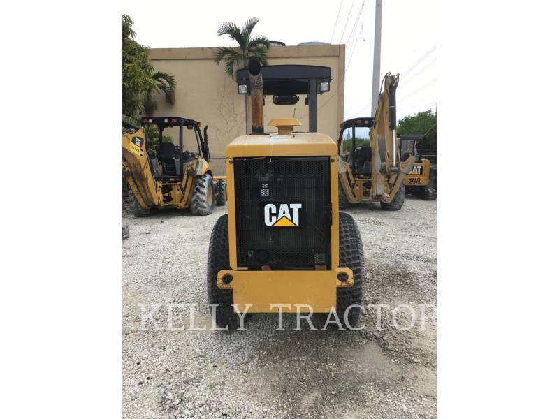 CATERPILLAR VIBRATORY SINGLE DRUM SMOOTH CS34 equipment  photo 5