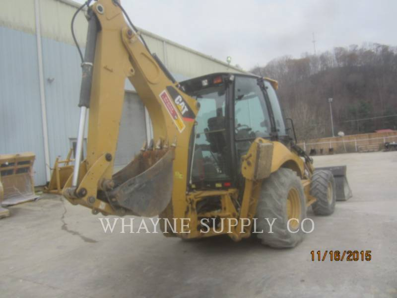 CATERPILLAR CHARGEUSES-PELLETEUSES 420EIT equipment  photo 4