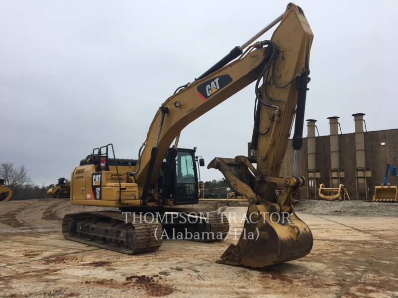 CATERPILLAR トラック油圧ショベル 329FL equipment  photo 5