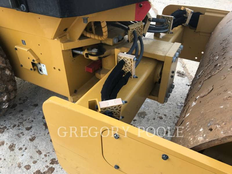 CATERPILLAR EINZELVIBRATIONSWALZE, GLATTBANDAGE CS-44 equipment  photo 14