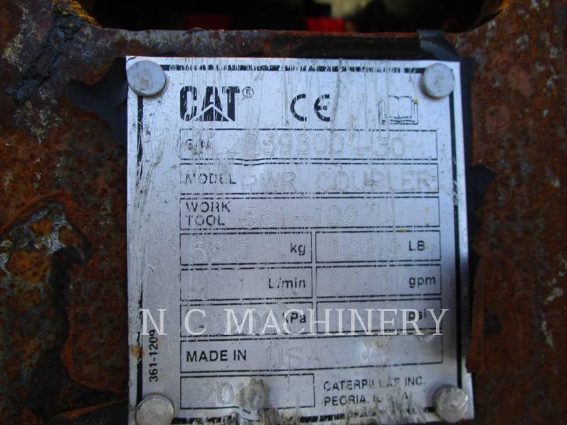 CATERPILLAR TRACK EXCAVATORS 305E2 CRCB equipment  photo 9