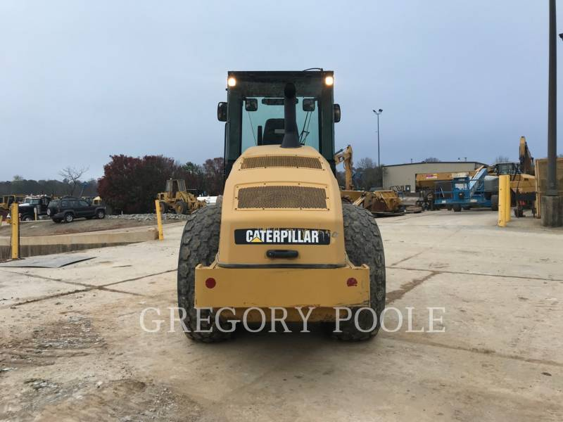 CATERPILLAR COMPACTEUR VIBRANT, MONOCYLINDRE LISSE CS56 equipment  photo 5