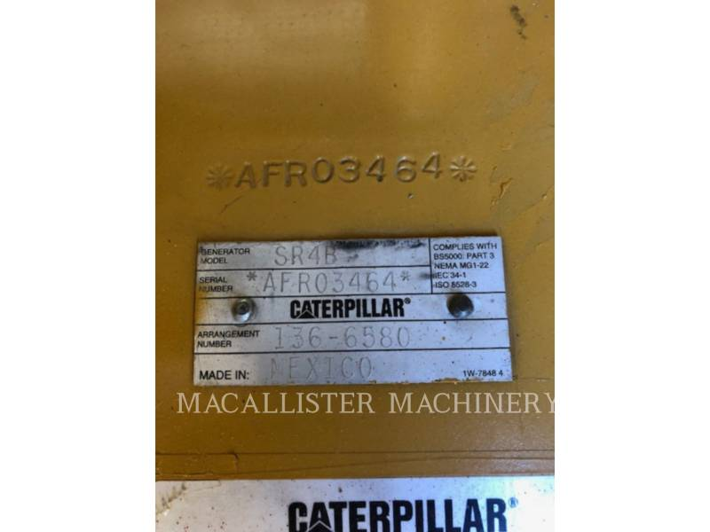 CATERPILLAR PORTABLE GENERATOR SETS C27 equipment  photo 11