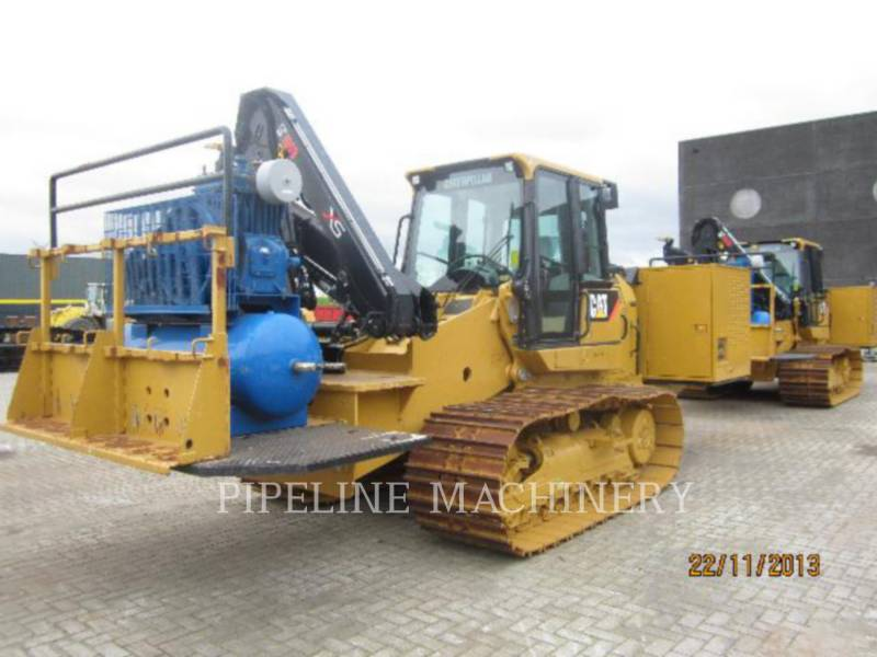 CATERPILLAR PALE CINGOLATE 953D equipment  photo 3