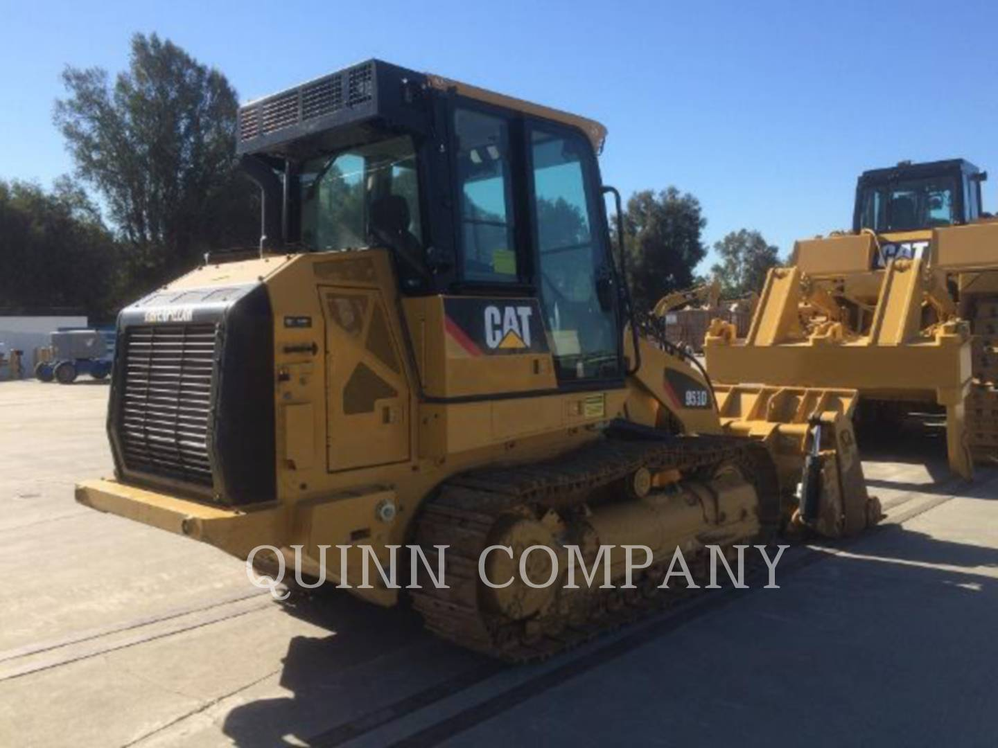 Detail photo of 2013 Caterpillar 953D from Construction Equipment Guide