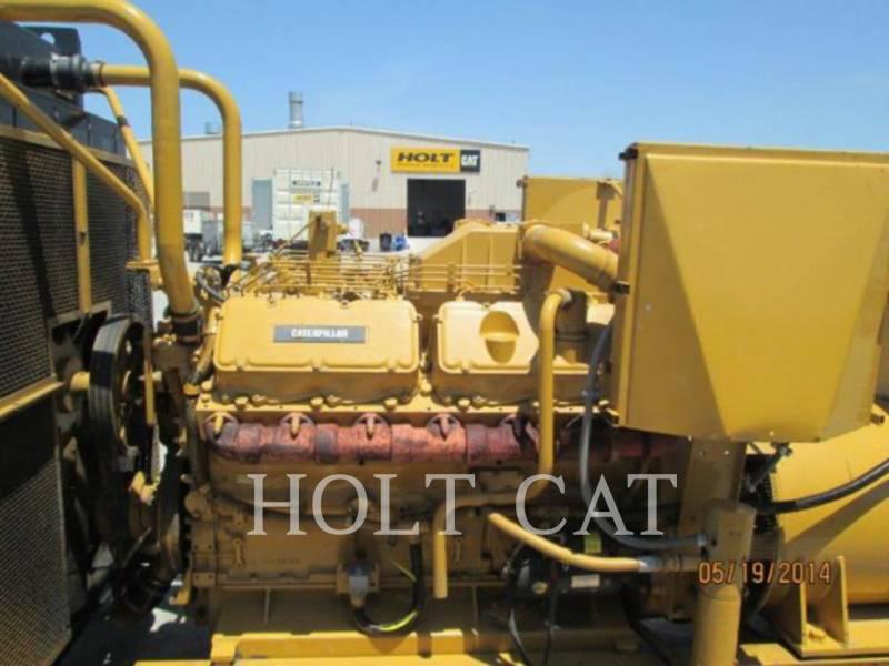 CATERPILLAR STATIONARY GENERATOR SETS 3412 equipment  photo 4